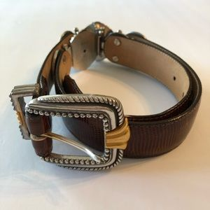 Brighton Museum Collection Womens Belt 29""